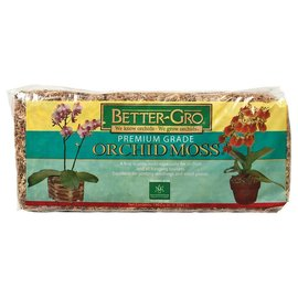 Better-Gro Better-Gro Premium Grade Orchid Moss 190 cu in