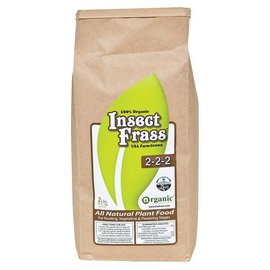 Organic Nutrients Insect Frass, 2 lb
