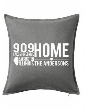 Custom Pillow-9B-Home On A Quiet Street