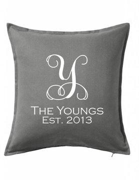 Custom Pillow-27B-Vine Name