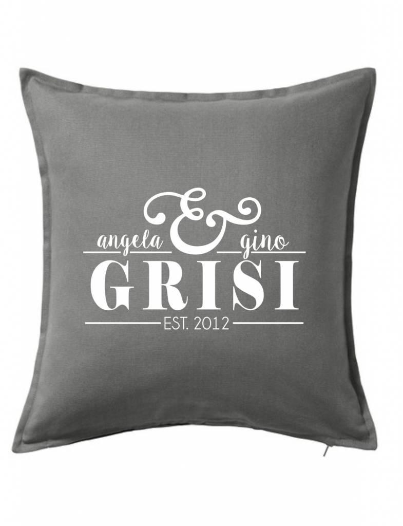 Custom Pillow 43b Established Couple Heads Up Boutique
