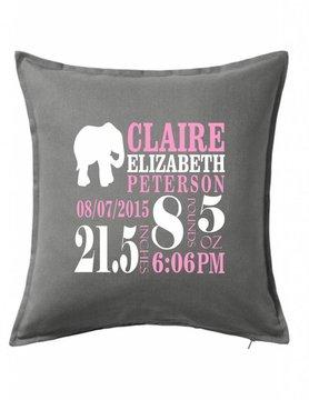 Custom Pillow-66D-Elephant Announcement