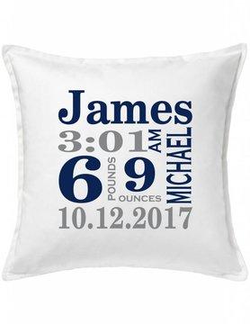 Custom Pillow-70A-Traditional Announcement