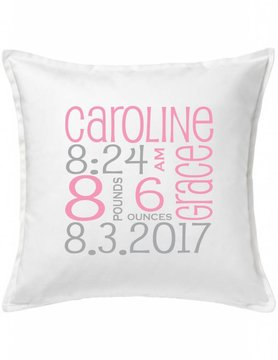 White Custom Pillow-71A-Pupcat Announcement