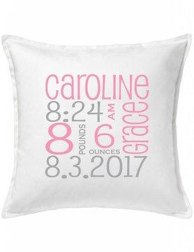 White Custom Pillow-71A-Pupcat Announcement