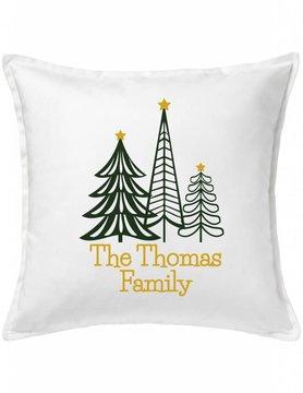 Custom Pillow-92-Family Tree Forest