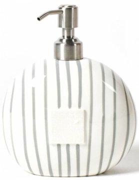 Stone Stripe Mini Soap Pump