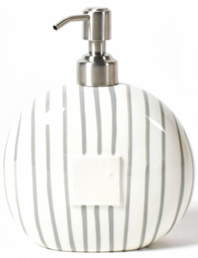 Stone Stripe Mini Soap Pump