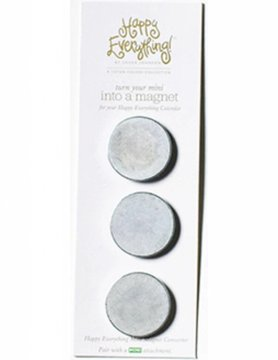 Velcro Backed Converter Magnet Set of 3