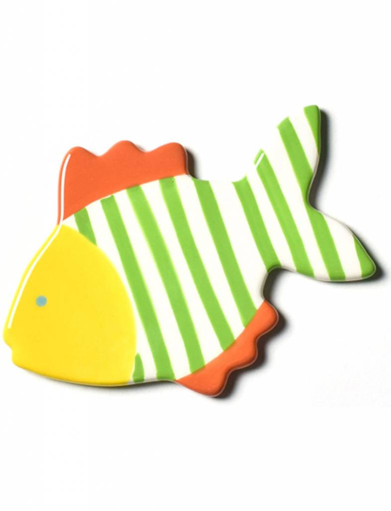 Striped Fish Mini Attachment