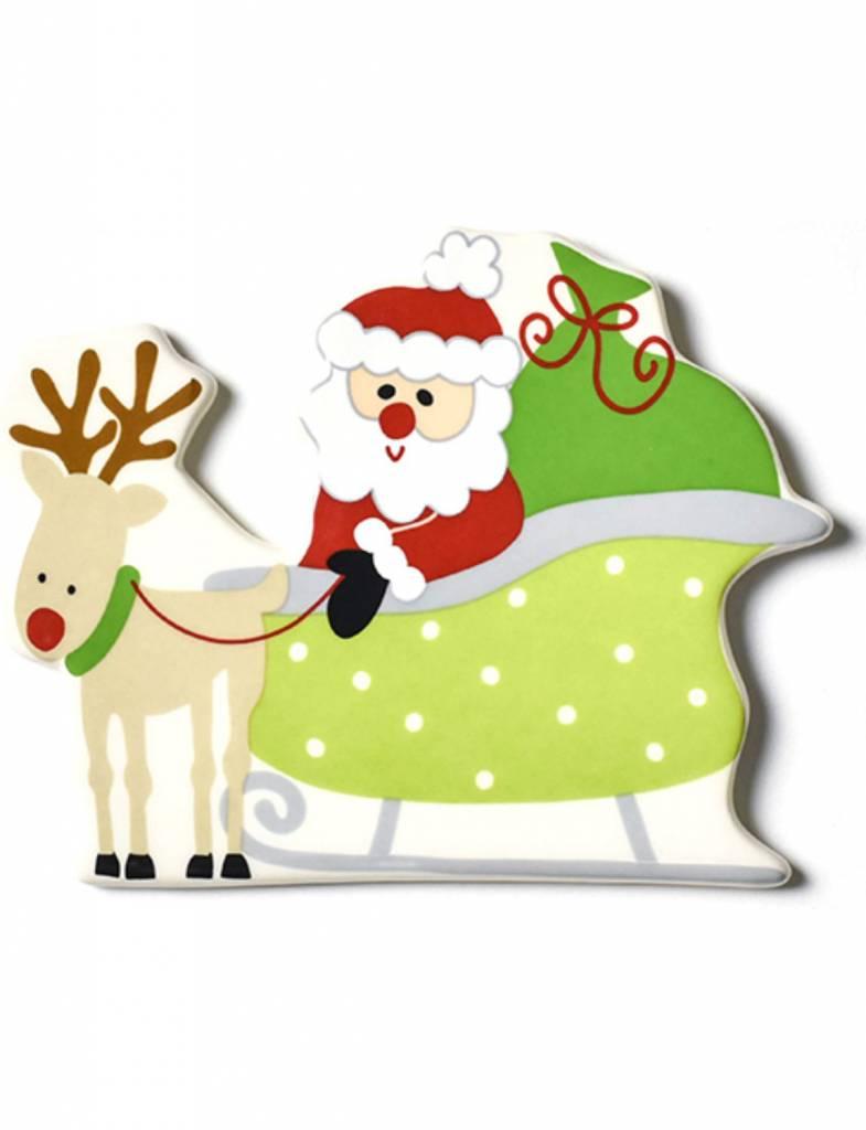 Santa Sleigh Mini Attachment