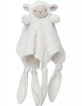 Lambie Blankie Buddy, Embroidered