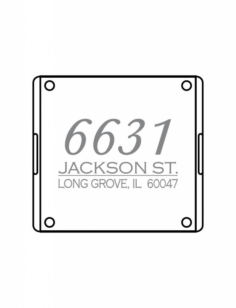 Acrylic Square Tray-ACR66-Full Address