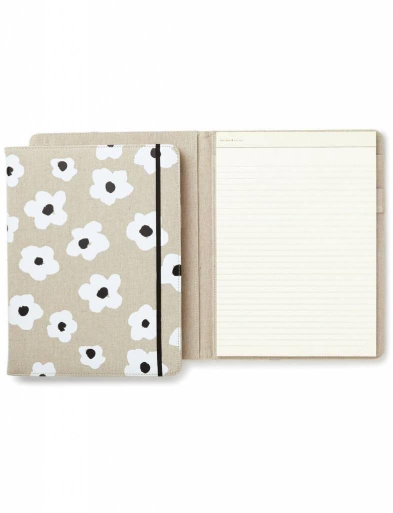Kate Spade Notepad Folio, Faye Floral