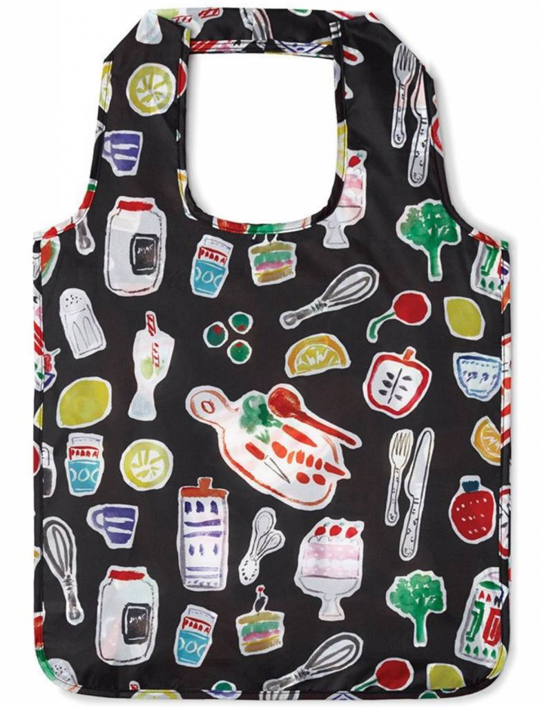 Kate Spade Reusable Shopping Tote, Groceries