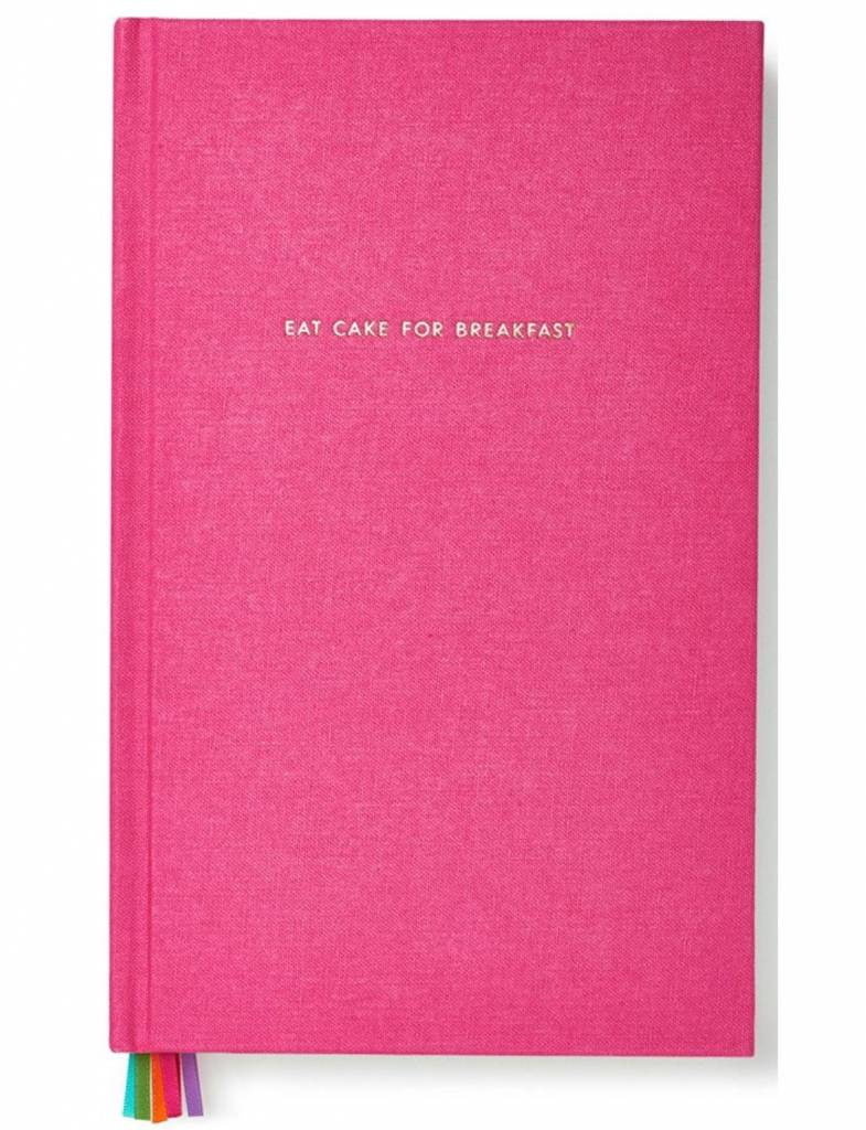 Kate Spade Word To The Wise Journal, Eat Cake For Breakfast