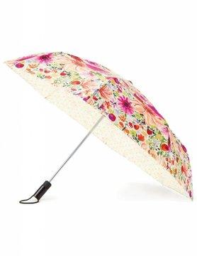 Kate Spade Travel Umbrella, Dahlia