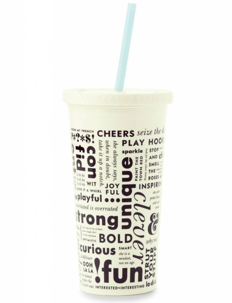 Kate Spade Insulated Tumbler, What Do You Say