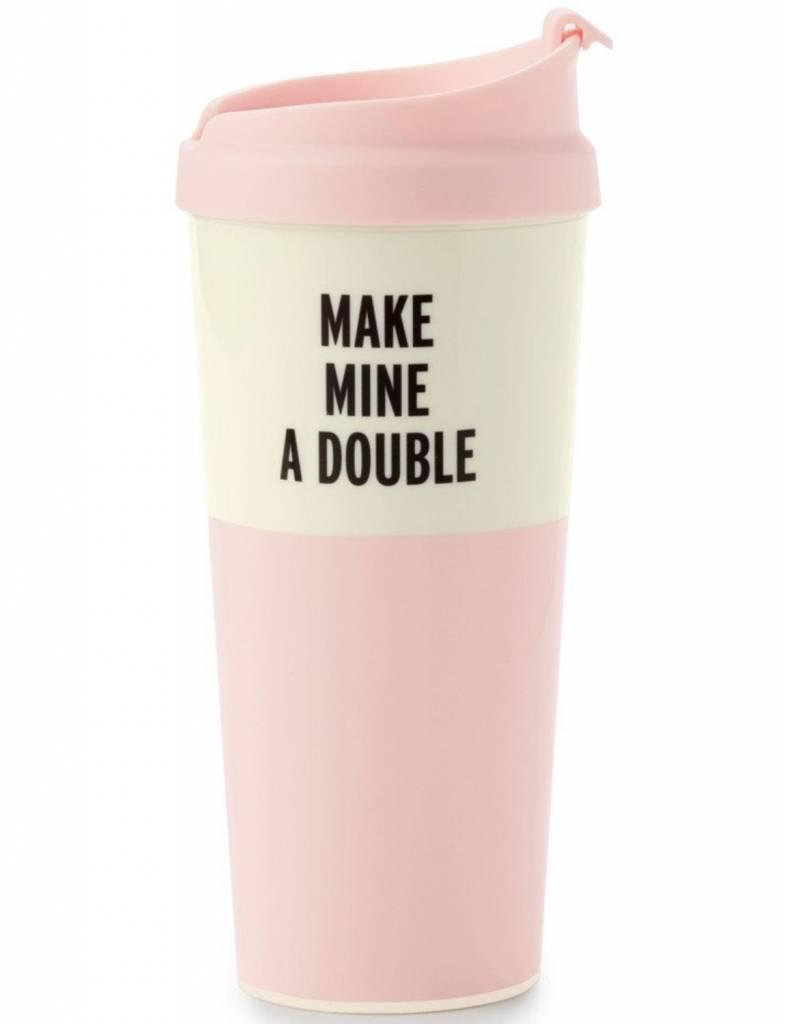 Kate Spade Thermal Mug, Make Mine A Double