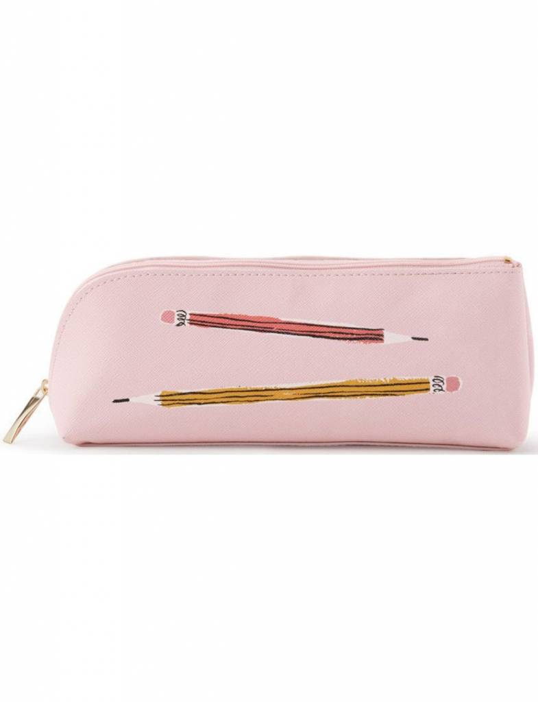 Kate Spade Pencil Case, Sketch
