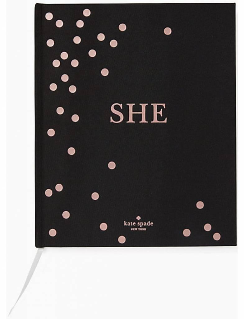 Abrams Kate Spade SHE Coffee Table Book