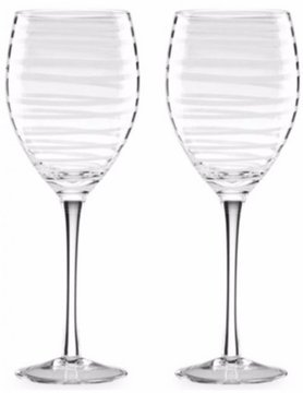 Kate Spade Charlotte Street White Wine Glass (Set of 2)