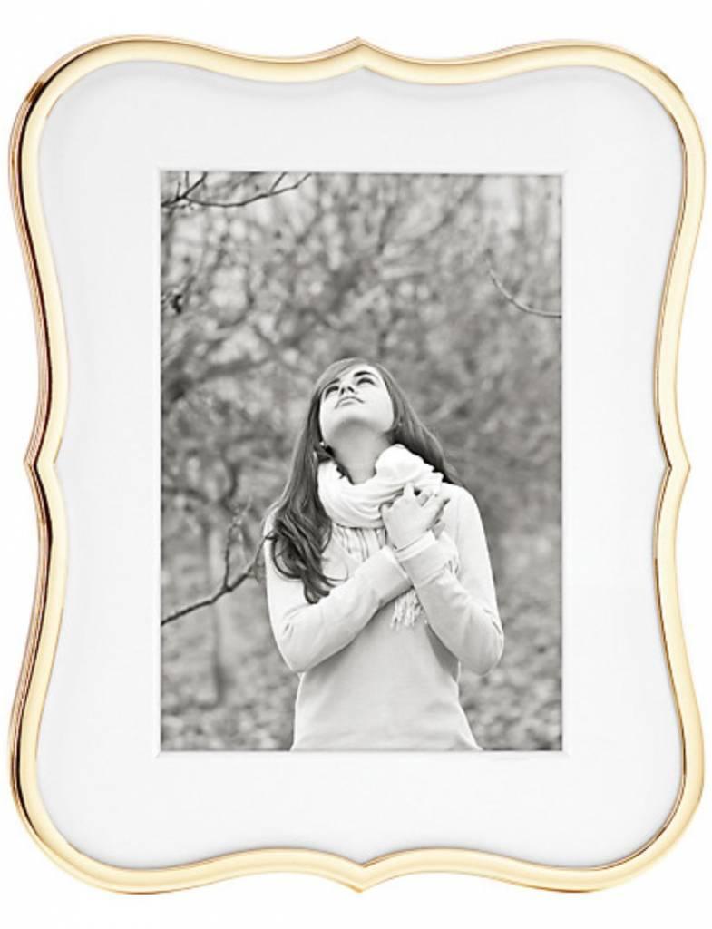 Kate Spade Crown Point Gold 5x7 Frame