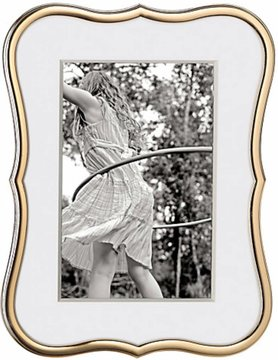 Kate Spade Crown Point Gold 4x6 Frame