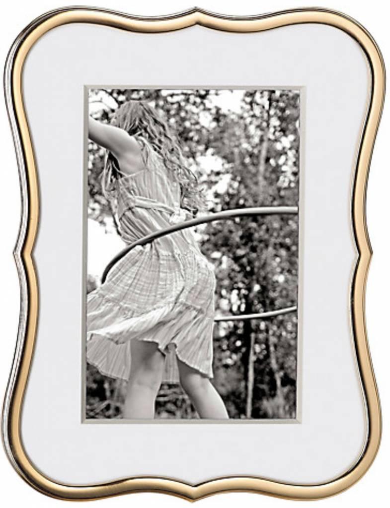 Kate Spade Crown Point Gold 4x6 Frame