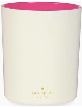 Kate Spade Large Candle, Garden
