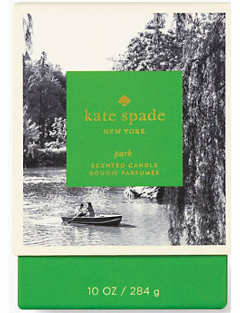 Kate Spade Large Candle, Park