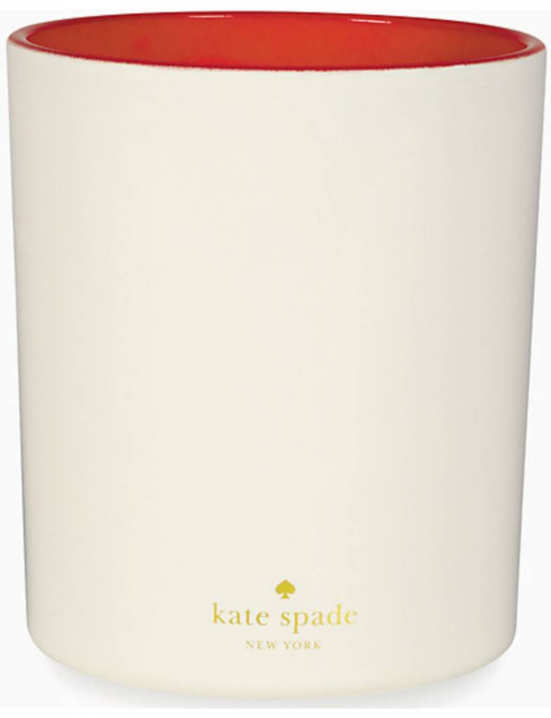 Kate Spade Medium Candle, Bazaar