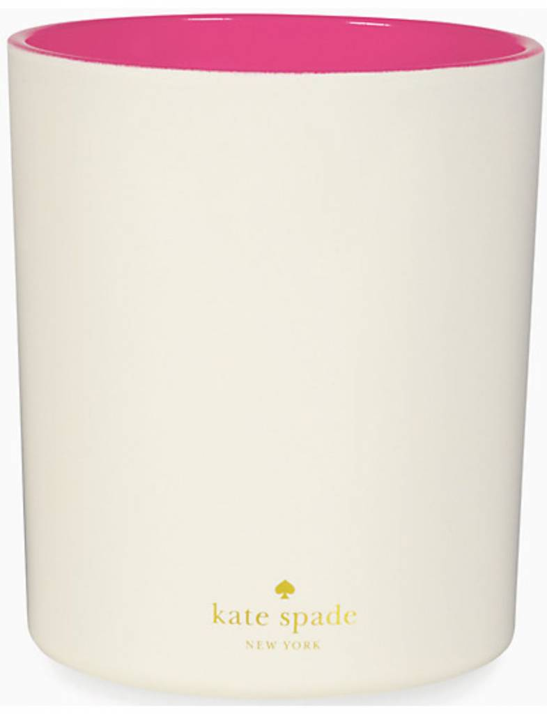 Kate Spade Medium Candle, Garden