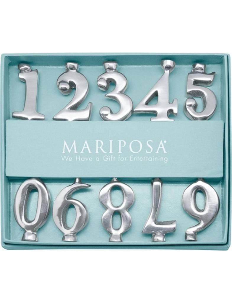 1221 Number Candle Holder Set