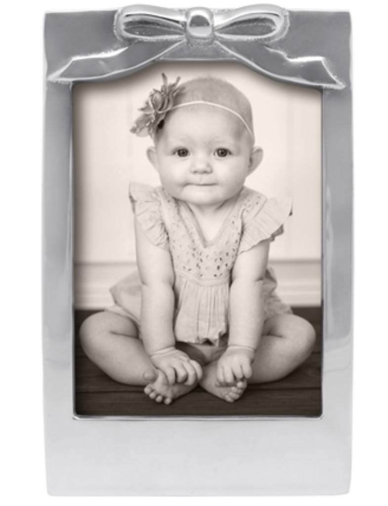 Mariposa 1283 Bow 5x7 Frame - Heads Up Boutique