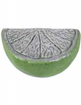 1767 Lime Napkin Weight