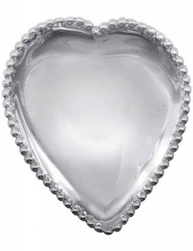 3408 Beaded Heart Bowl