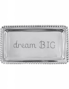 "3905DB ""dream BIG"" Tray"