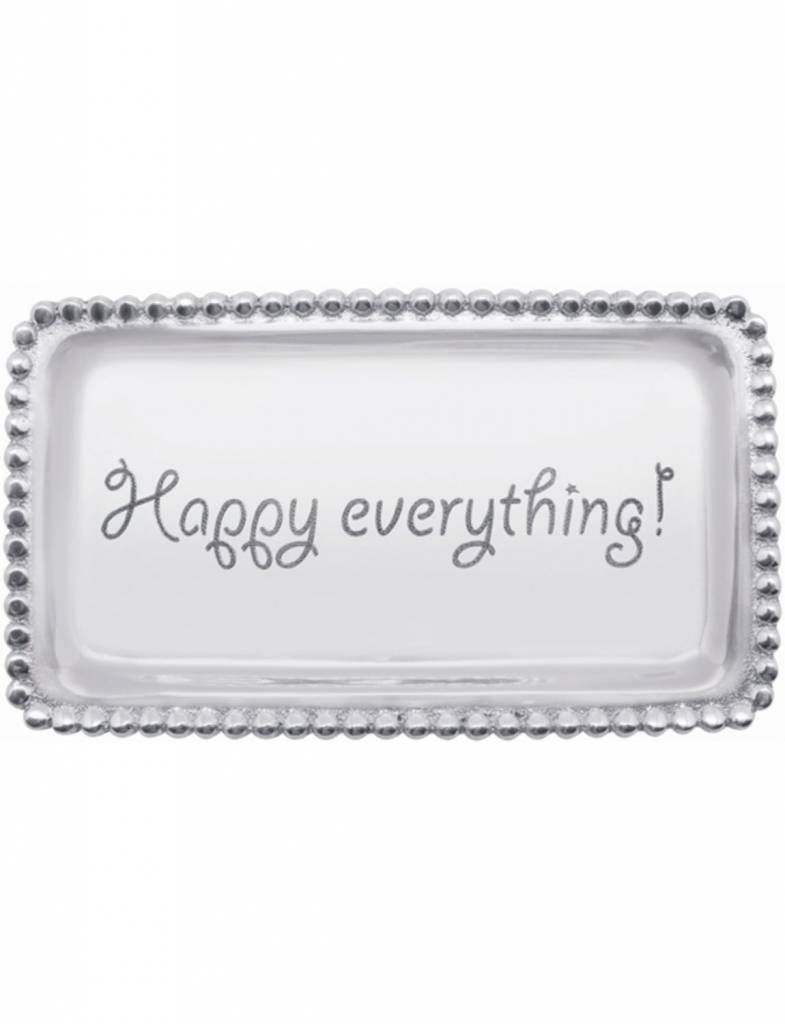"3905HE Tray ""Happy Everything"""