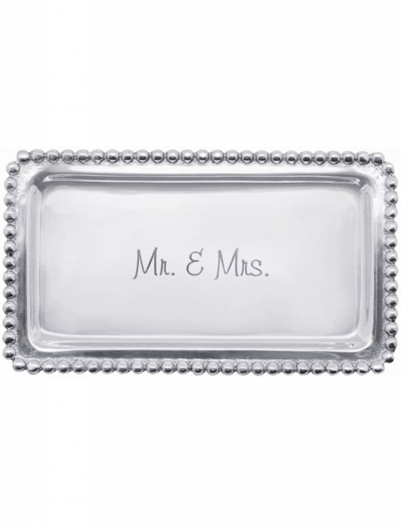 3905MR Mr. & Mrs. Statement Tray
