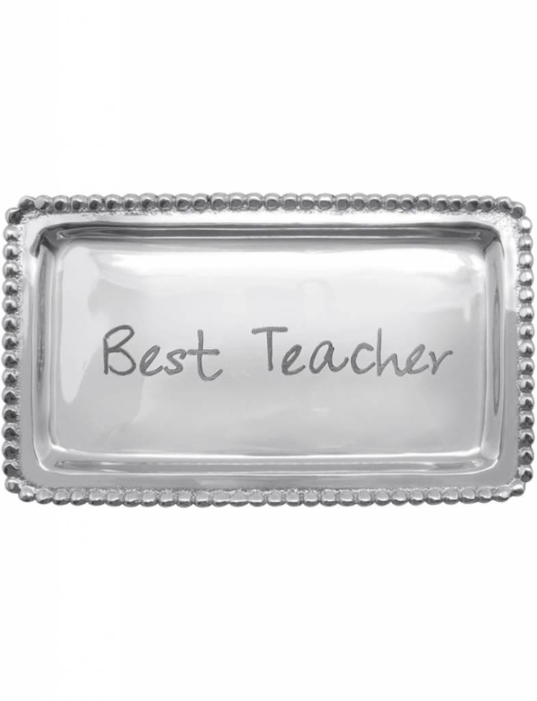 "3905TE ""Best Teacher"" Tray"