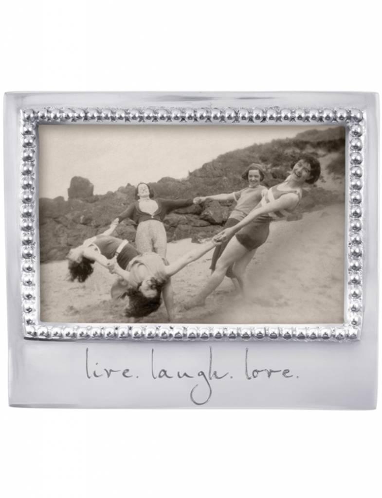 "3906LL ""live. laugh. love."" Frame"