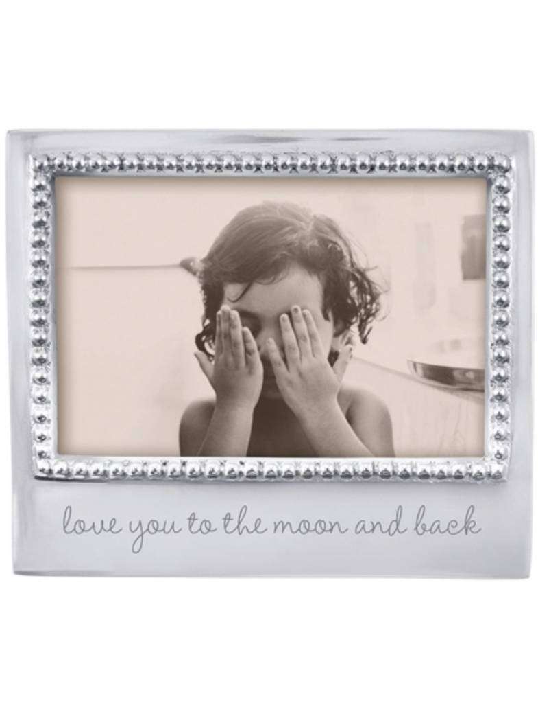 3906MN Love You To The Moon and Back Frame