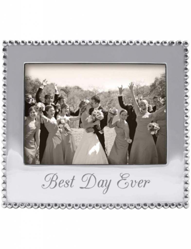 "3911BD ""Best Day Ever"" 5 x 7 Frame"