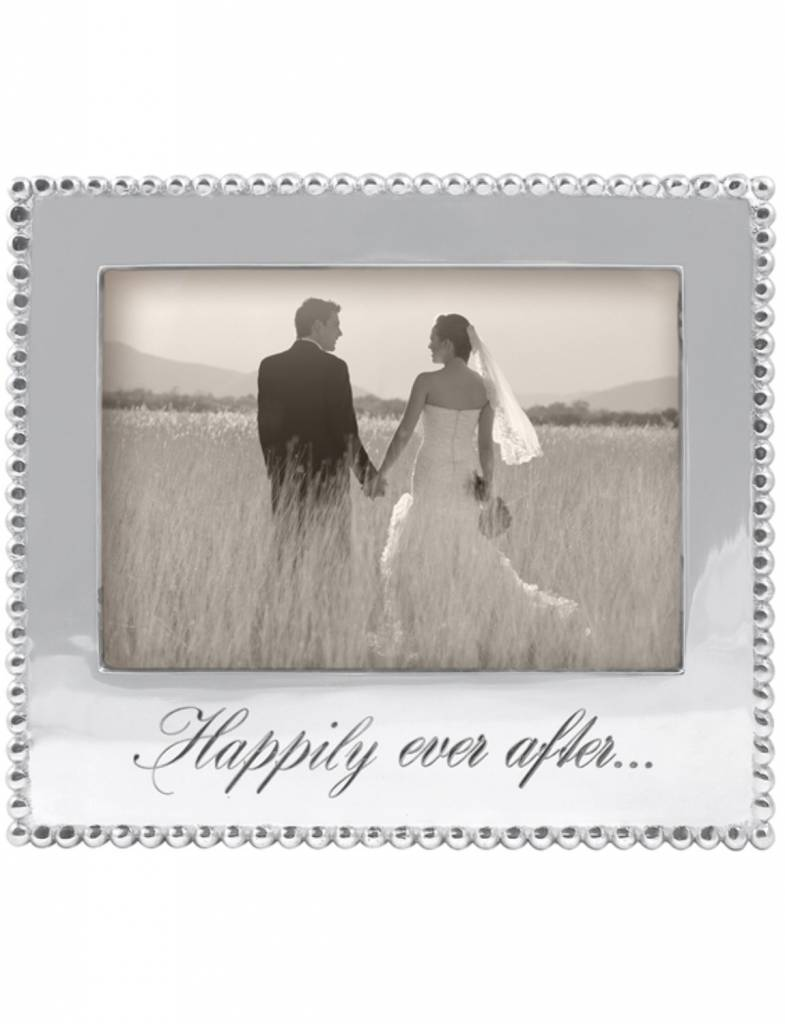 """3911HE """"Happily Ever After"""" 5x7 Frame"""