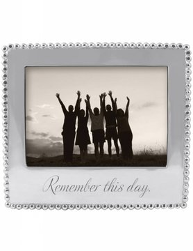 """3911RD """"Remember this day"""" 5 x 7 Frame"""