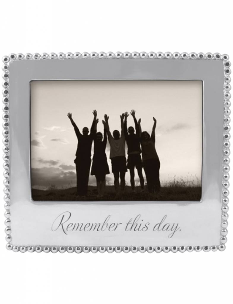 "3911RD ""Remember this day"" 5 x 7 Frame"