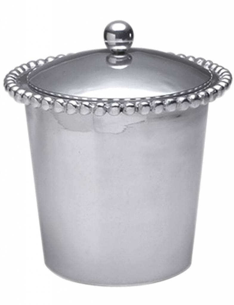 629 Pearled Ice Bucket