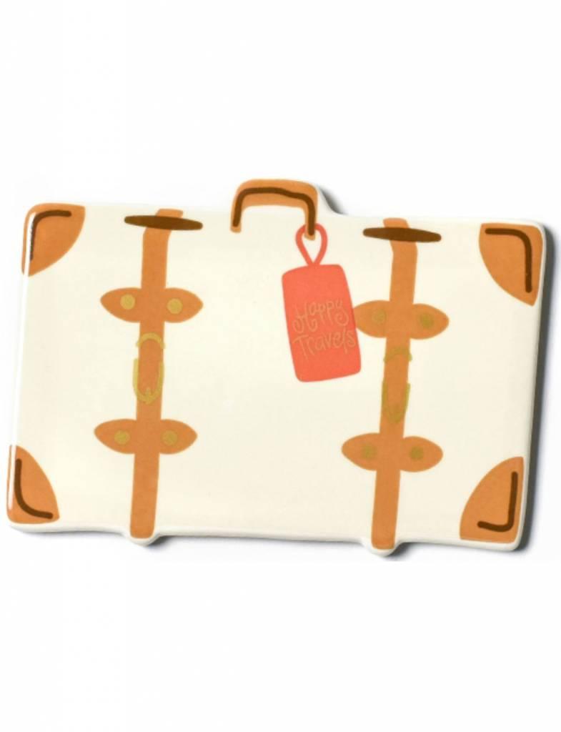 Happy Travels Luggage Mini Attachment