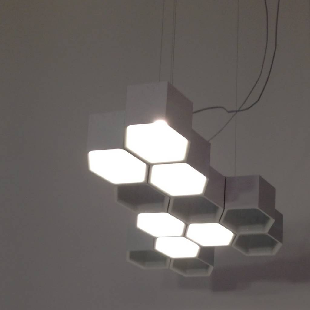 Luceplan Honeycomb Lumigroup Architectural Lighting